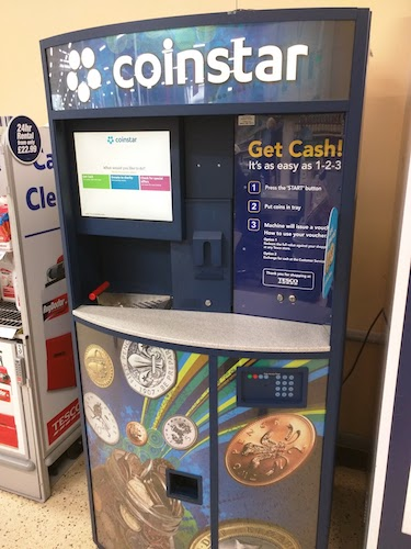 coin machine pieces coupon tesco