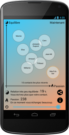 love score android app